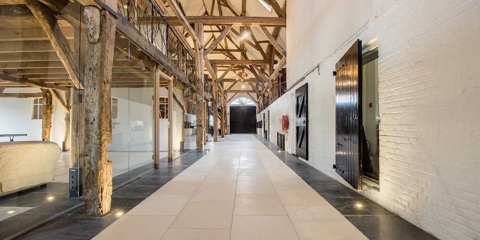 Bourgondische dallen, Van den Heuvel & Van Duuren, authentiek karakter, doorleefde vloer, sfeervloer