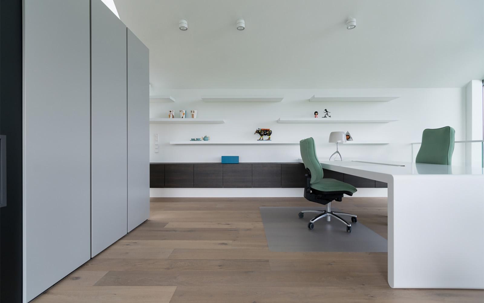 Schuurwoning, B-TOO, ontwerpburea, omgeven door groen, ruimte, licht