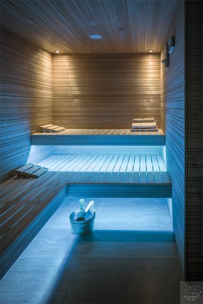 Warm interieur, Marcel Wolterinck, Villa, Wellness, Gym, Openhaard
