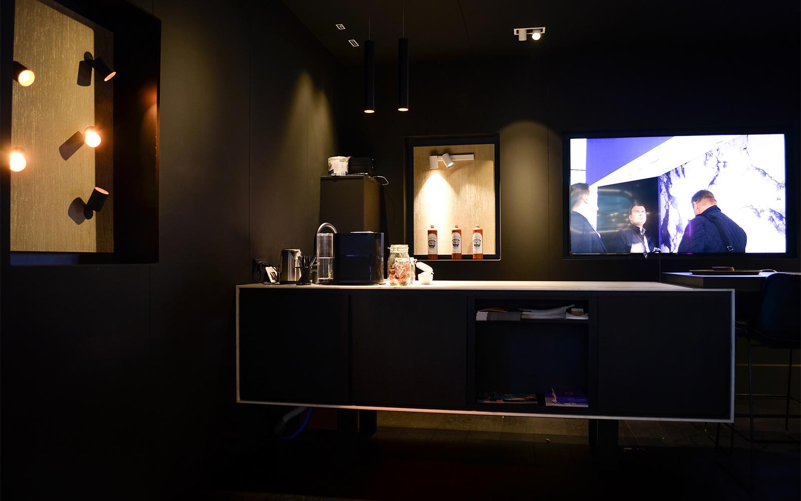 Lichtplan op maat, Orbit Lighting, The Art of Living Event, Design verlichting, Verlichting, Lichtplan, Stand, Event