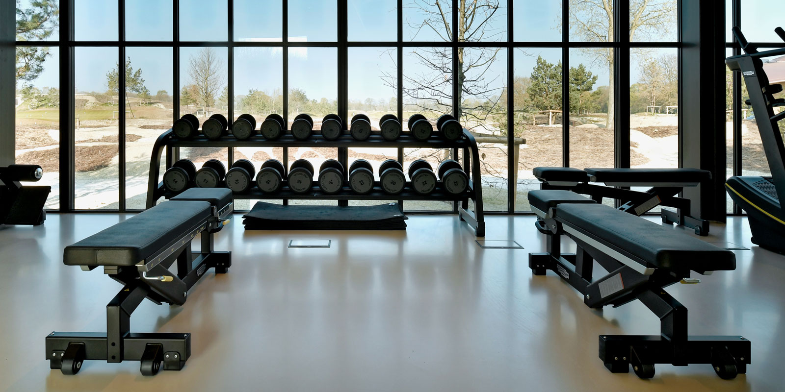 Technogym, thuis fitness