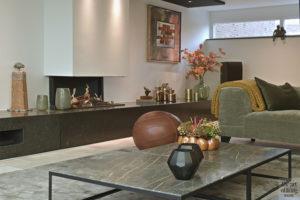 Villa met warm interieur, DE JUUL Interieurarchitectuur, kunstliefhebbers, inspiratiebron