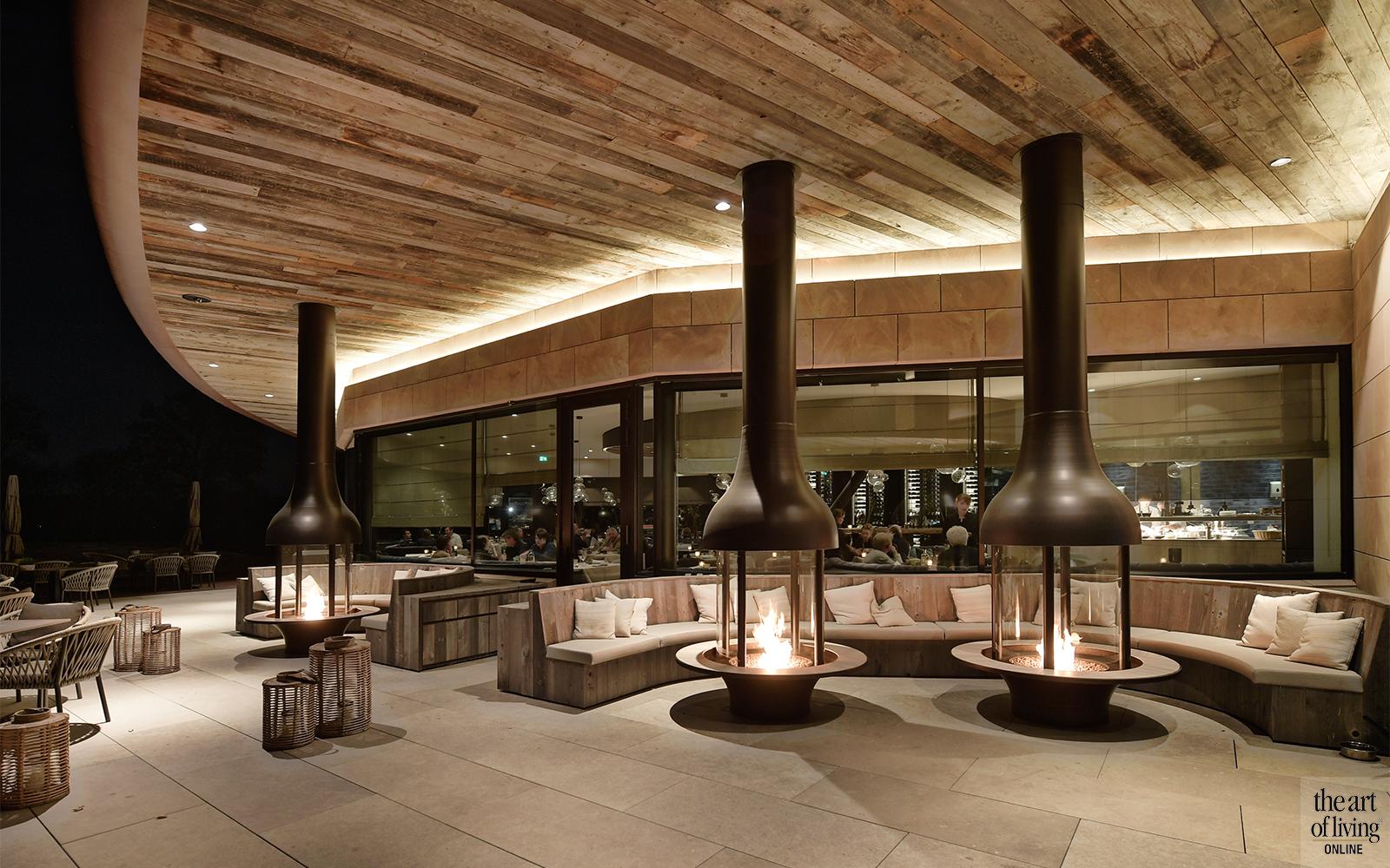 Bernardus golf, Patrick Russ Interiors, Luxueus, Zwembad, Golfbaan, Wellness, Ontspanning, Luxe
