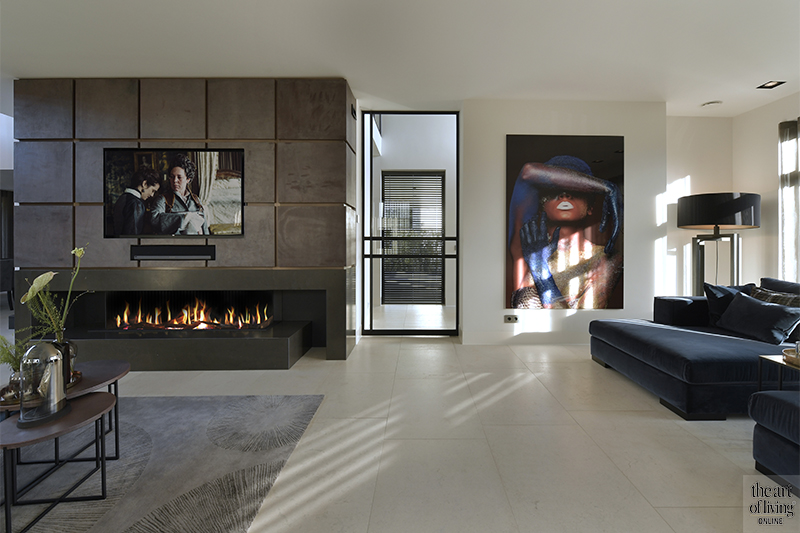 Moderne achitectuur, Studio Marco van Veldhuizen, karakteristiek, levensloopbestendig, leefkeuken
