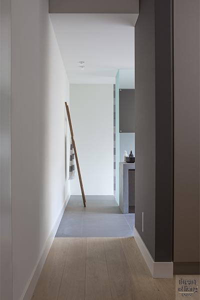 Strak interieur, Remy Meijers, landhuis, licht interieur, modern