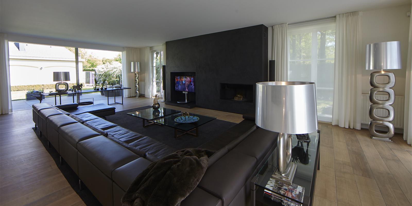 Marmer, Rob Zeelen Interior, villa, open interieur