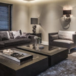 sfeervol wonen, Versteegh Design, glamorous, bar, wellness
