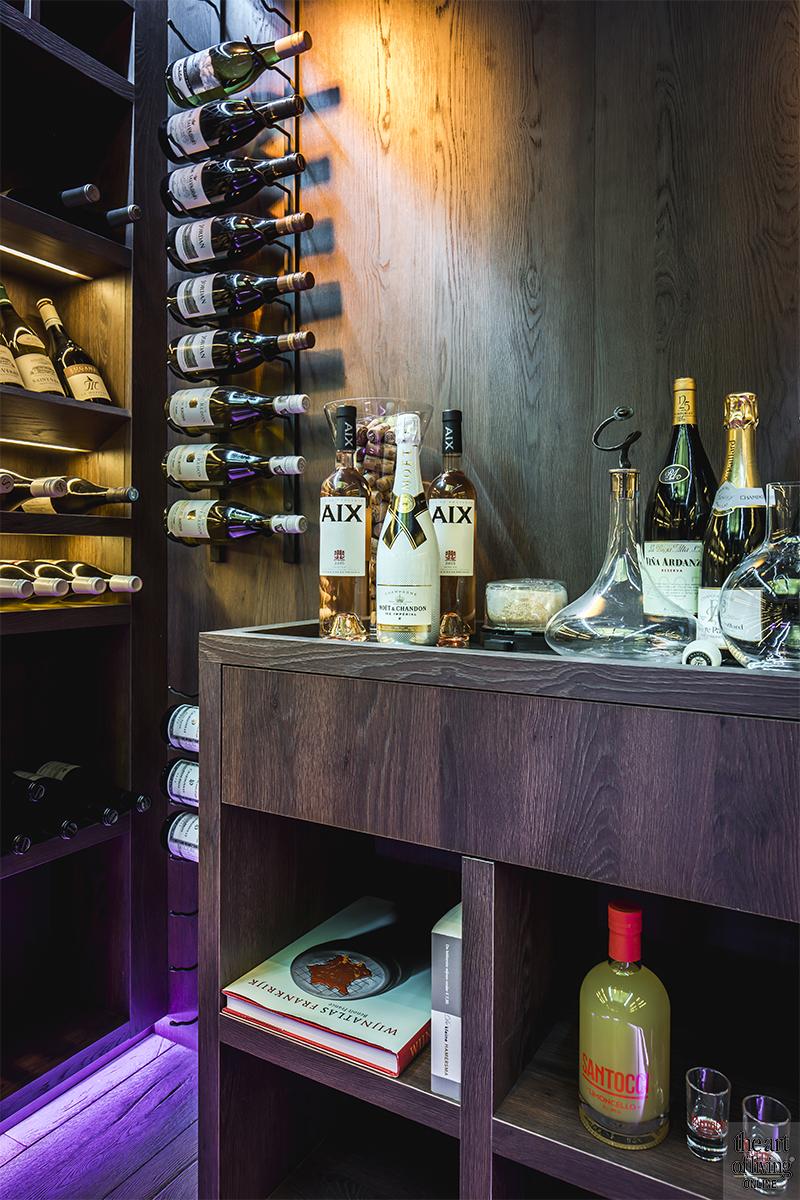 Wijnkelder, Inspiratie, Ideeën Wijn, Kelder, Doorkijk