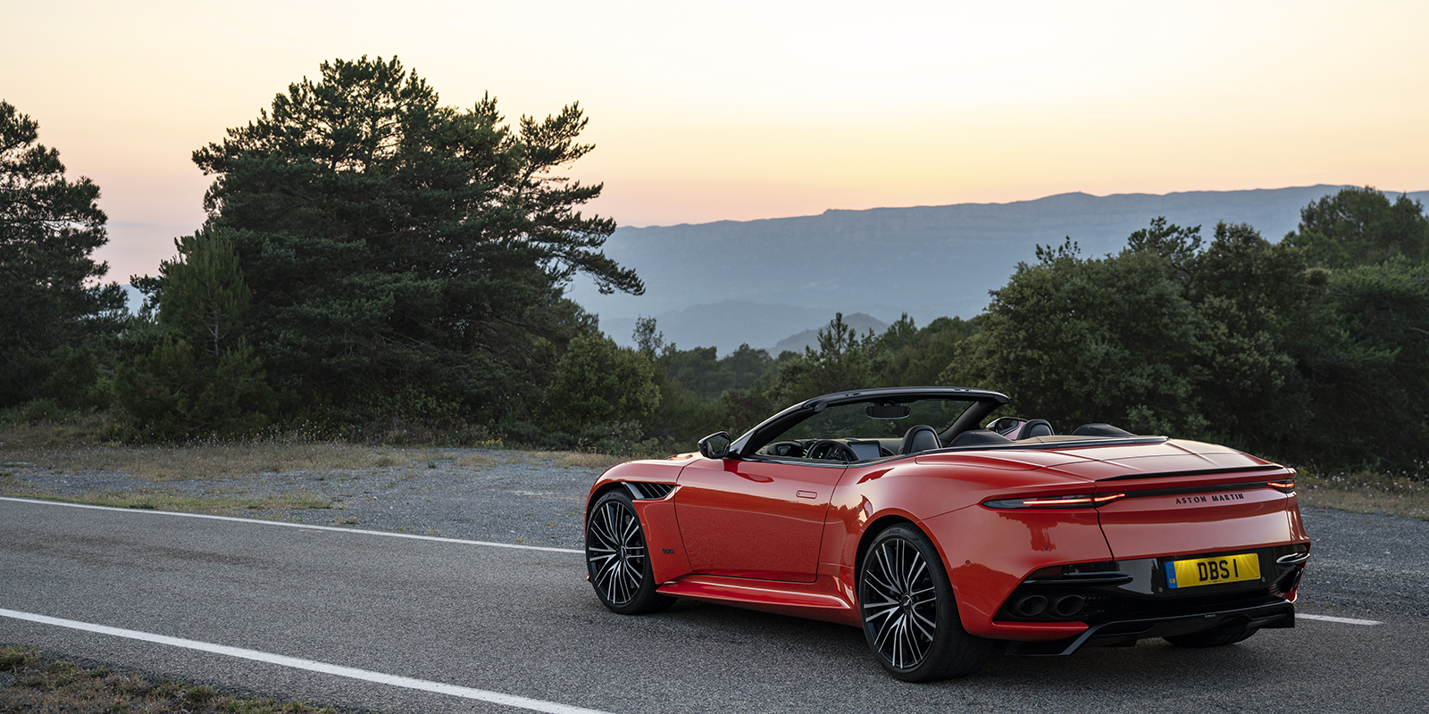 Aston Martin, DBS Superlegga Volante, Alex Lavaerts