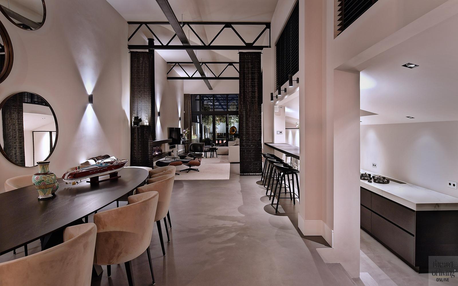 wooninspiratie, Bouwgroep Veenendaal, luxe interieur, interieur design, stadstuin, mcclaren