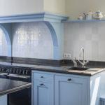 Landelijke klassieke stijl, Dauby, Deurbeslag, keuken
