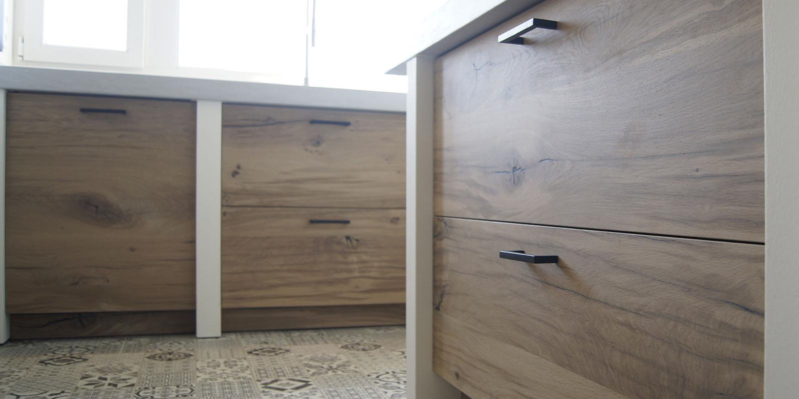 Tijdloze keuken, Dauby, moderne woning