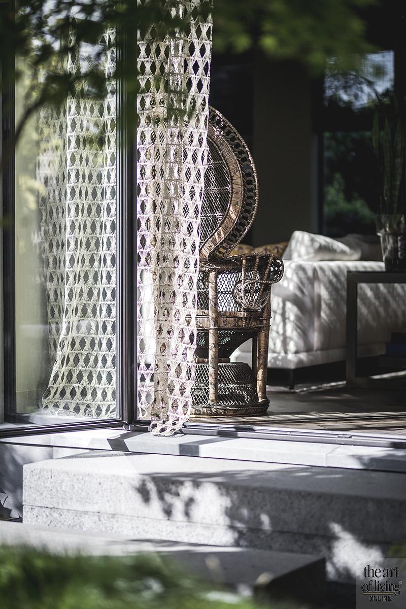 Rotan, trend 2019, Natuurlijke materialen, Warm interieur, Design meubels, Design, sfeervol interieur, Tuinmeubelen