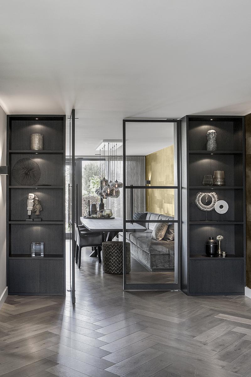Luxe interieur, Metropolitan, stijlvol interieur, Chique interieur, Design interieur, Eric Kuster, Linda Lagrand