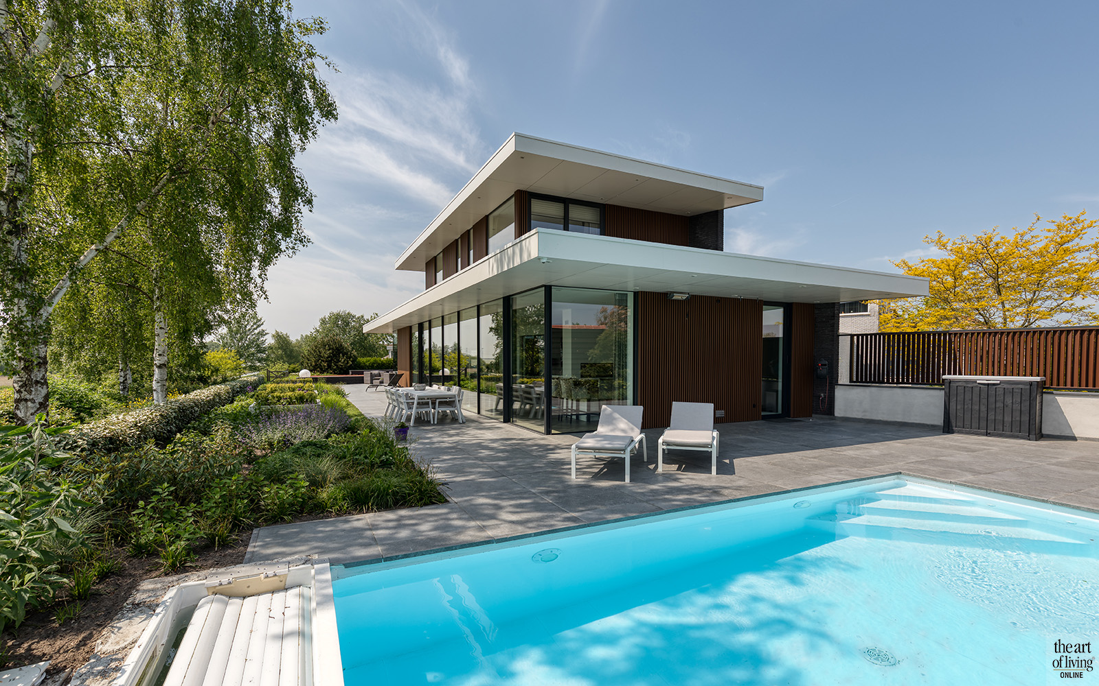 exclusief wonen, vvr architecten, the art of living