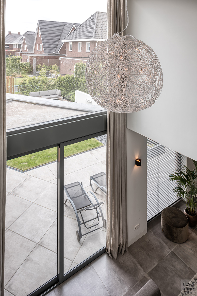 moderne inrichting, vvr architecten, the art of living
