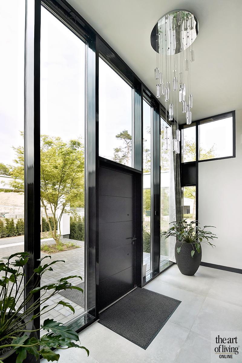 Strak moderne huis, frank architecten, the art of living