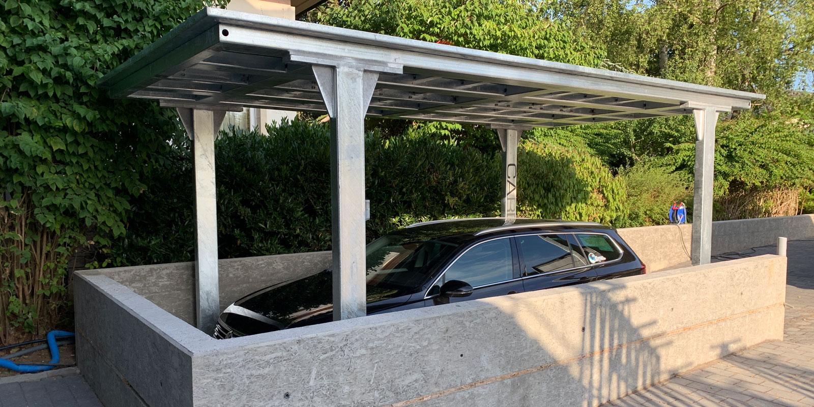autolift, cardok, ondergrondse garage, garage thuis
