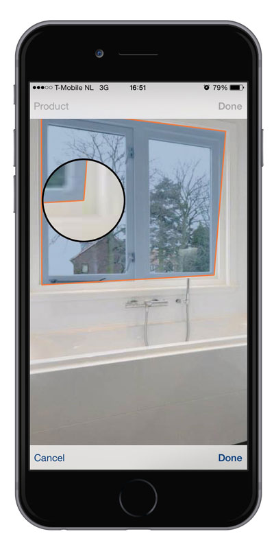 Jasno, shutters, app