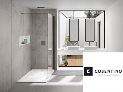 Cosentino, luxe afwerking, natuursteen, luxe materiaal, interieur design