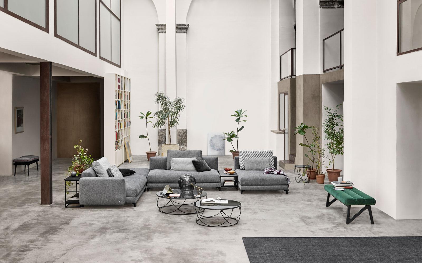 Rolf Benz, design meubels, interieur