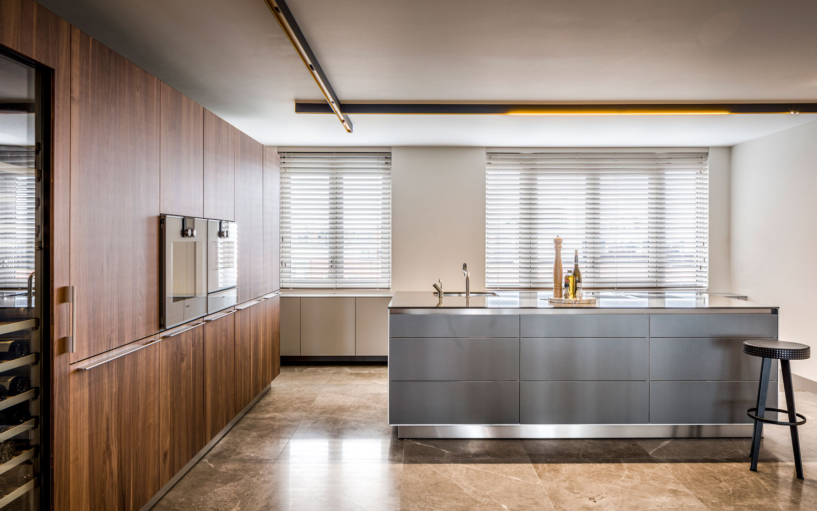 Design keuken, bulthaup, exclusief, keukenblad, keukeneiland, hart van de woning