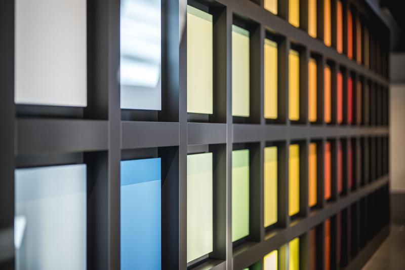 kleur bepalen, interieurspuiterij Jansen, kleuren, afwerking, kleurenpallet,