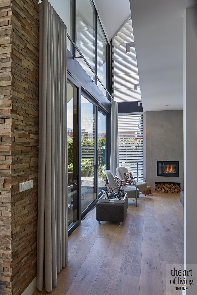 Landelijk wonen, Van Houtum Architecten, Rieten dak, Exclusieve villa, Warme sfeer
