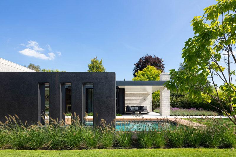 Moderne tuin, Stoop Tuinen, the art of living