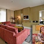 Ingrid van der Veen, interieurontwerp, interieurdesign, spraakmakend interieur, kleurrijk
