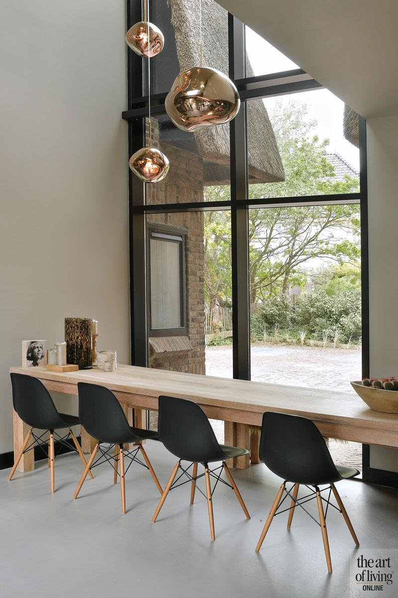 Werkblad op maat, Cosentino, Donkere keuken, Maatwerk, Natuursteen