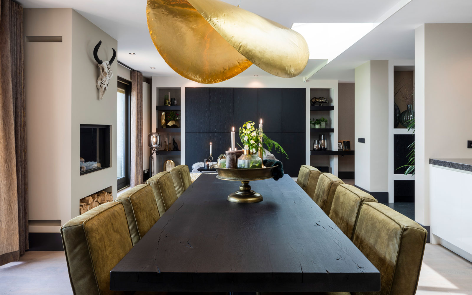 woonkamer inspiratie, hemels wonen, exclusief, zwembad, hoogwaardige materialen, modern