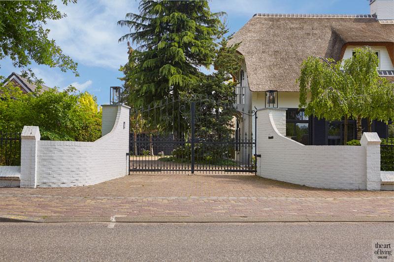 Boerderij, Marco Daverveld, Exterieur, Landelijke villa, Villa met zwembad, Zwembad
