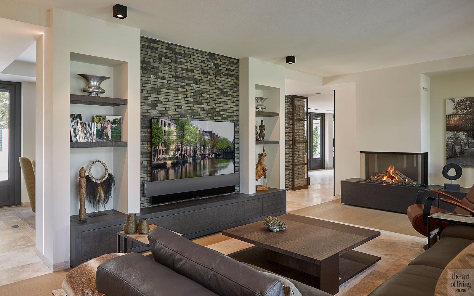Boerderij, Marco Daverveld, Interieurdesign, Landelijk interieur, Landelijk wonen, Design meubels, Warm interieur
