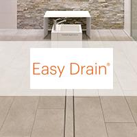 Easy drain, hotel okura, doucheput, modern, innovatie, ontwerp