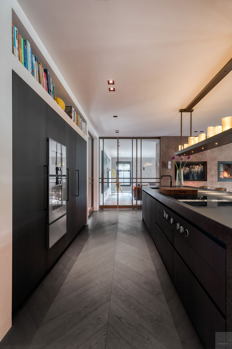 High end interieur, Herman Peters, Keuken, design keuken, werkblad keuken, maatwerk keuken, keuken op maat