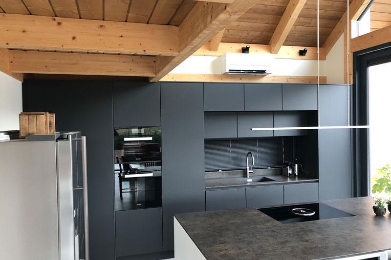 landelijk wonen, finnhouse, houtbouw, exclusief, glazen gevel, luxe