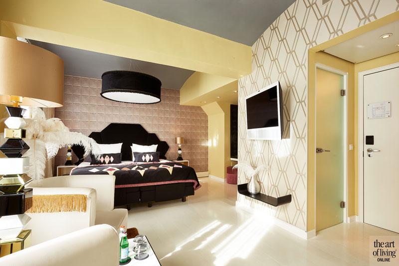 Librije's hotel, Ingrid van der Veen, Hotel, Suite, Interieur, Luxueus hotel, Hotel Zwolle