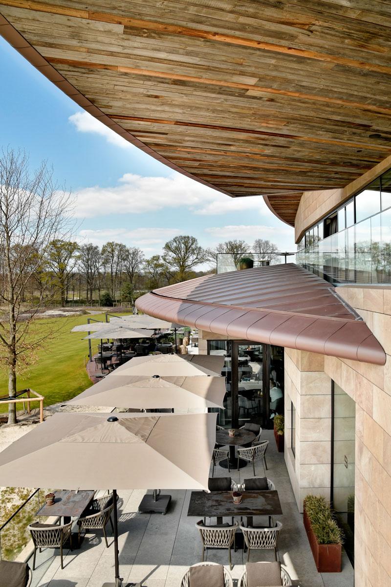 natuursteen, trivium, golfcomplex, beton, vloer, luxe, exclusief
