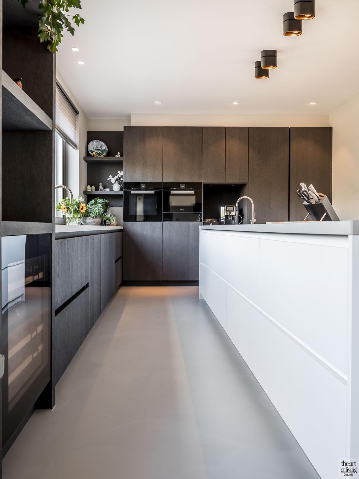 verbouwing, renovatie, studio ron van leent, interieur, moderne woning