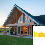 Finnhouse, houten bijgebouw, houten gebouw, bouwen met hout