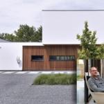 Zone Zuid Architecten, moderne architectuur, exterieur