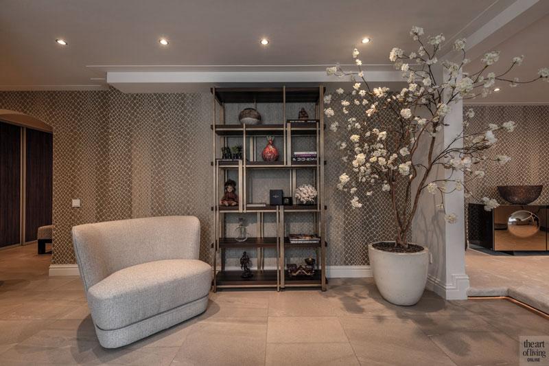 vrijstaande villa, Studio De Blieck, maatwerk, luxe, elegante sfeer