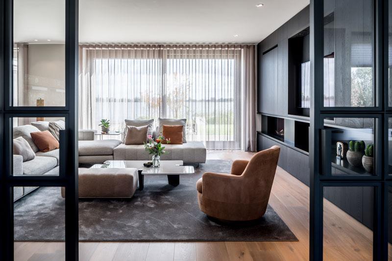 Ron van Leent, modern, luxe, exclusief, the art of living