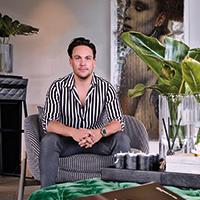 Timo van Riggelen, exclusieve interieurs, unieke combinaties, persoonlijk advies