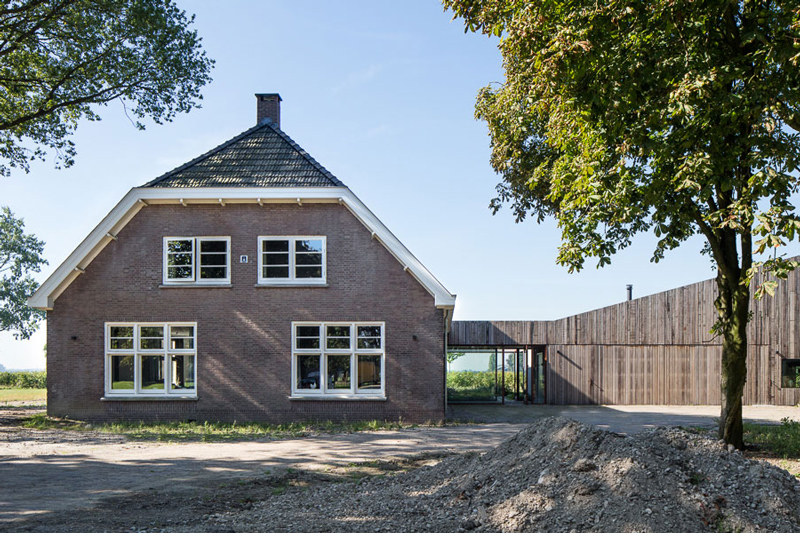 ZECC architecten, exterieur, the art of living