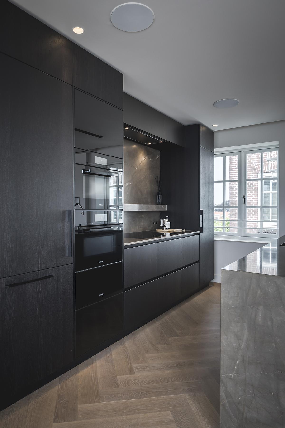 droomkeuken, Culimaat, high-end kitchen, luxe, exclusieve keuken, kookeiland, marmer