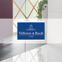 Excello, nieuwe douchevloer, Villeroy & Boch, doucheput, UltraCore-technologie, design