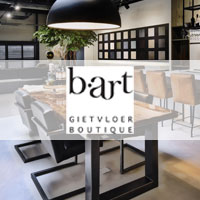 B.Art Gietvloer Boutique, gietvloeren