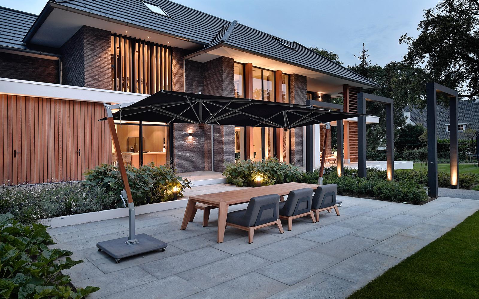 Buitenmeubilair, Tuin loungeset, Design tuinmeubels, Borek, Tuinmeubelen